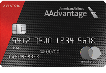 Credit Card: AAvantage Aviator World Elite MasterCard – NEW Sign-up Bonus!