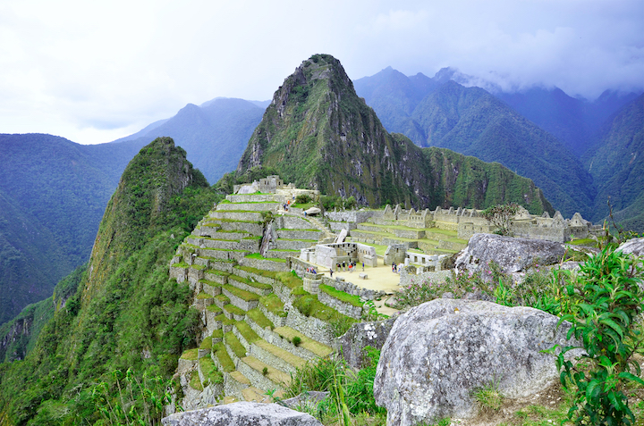 Peru – Christmas on Machu Picchu