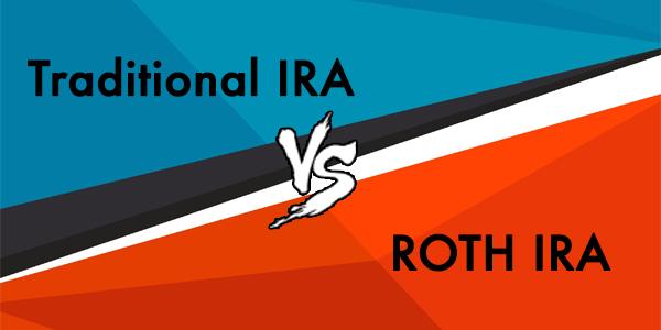 Traditional IRA vs. RothIRA